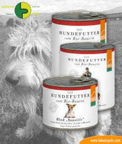 defu BIO dog food: wet food-beef
