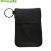 ANTI RFID NFC LEATHER protective car key bag (protective cover against car theft via radio for the Keyless-Go system)