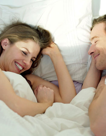 So you can be happy in bed again!