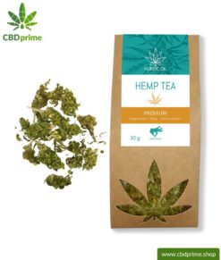 Premium CBD hemp tea