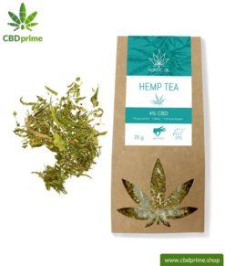 Extra CBD hemp tea